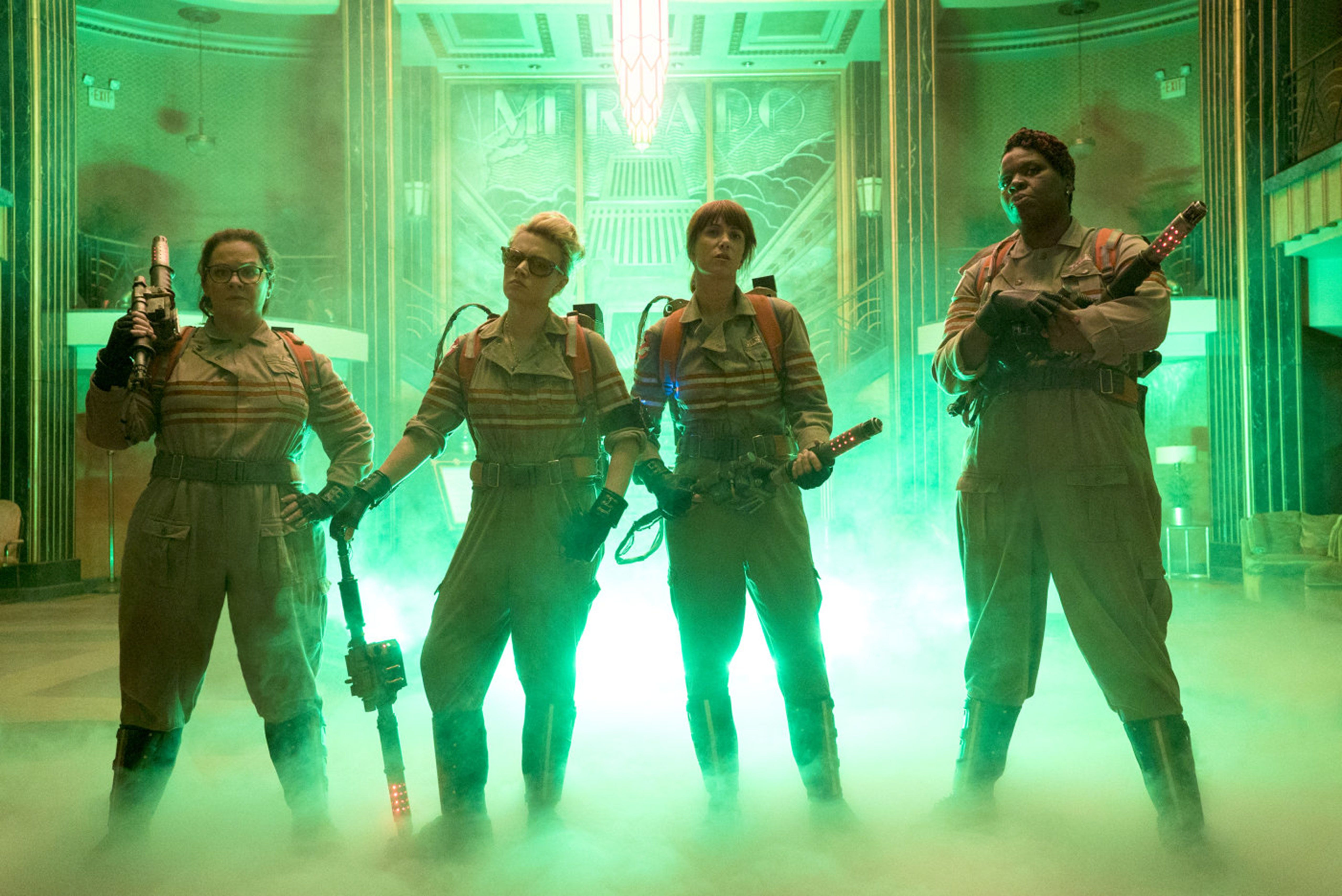 The 'Ghostbusters' Reviews Are IN! But It's Not All Good