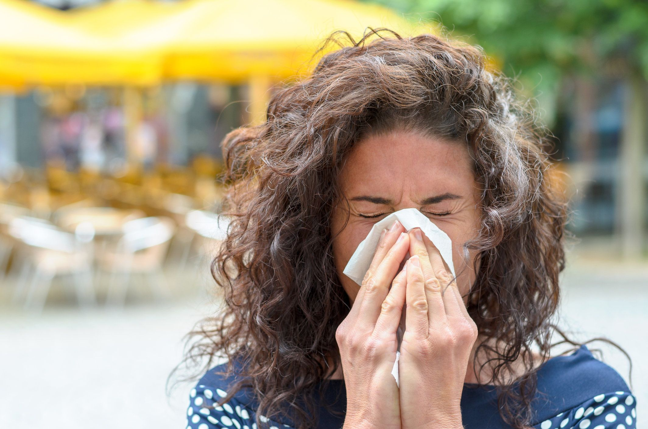 Hay Fever Causes And Treatments Explained