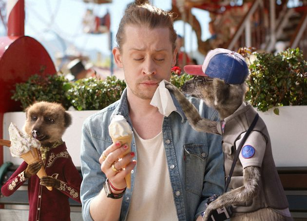 Macaulay Culkin has been persuaded back to the centre stage, by the