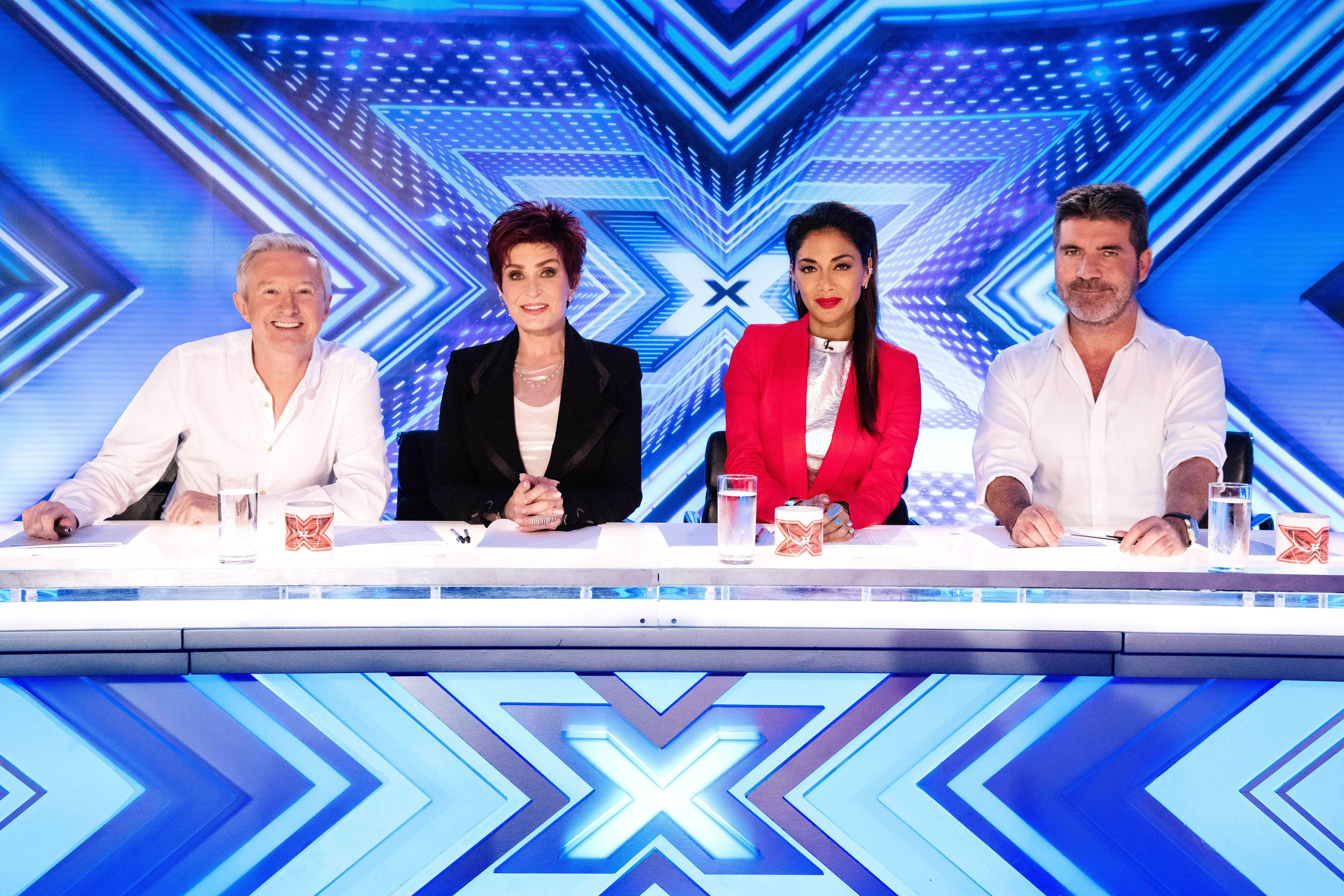 Louis Walsh Has Just Thrown The Future Of The 'X Factor' Panel Into