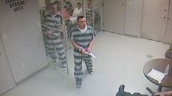 Shackled Inmates In Prison Break To Save Unconscious