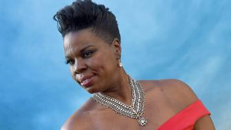 HOLLYWOOD, CA - JULY 09:  Actress/comedian Leslie Jones arrives at the premiere of Sony Pictures' 'Ghostbusters' at TCL Chinese Theatre on July 9, 2016 in Hollywood, California.  (Photo by Gregg DeGuire/WireImage)