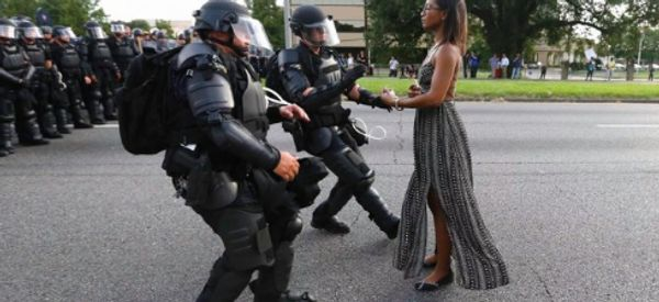 This Black Lives Matter Photo Is Going To Become Iconic