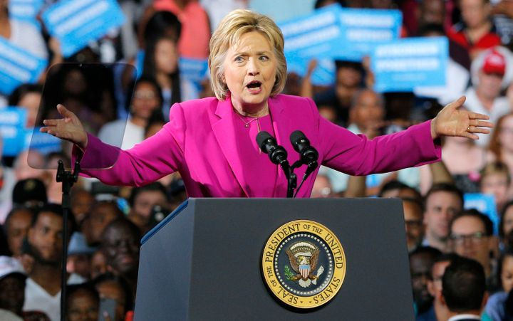 According to a recent poll, nearly one-third of Democratic respondents say Hillary Clinton's email investigation makes t