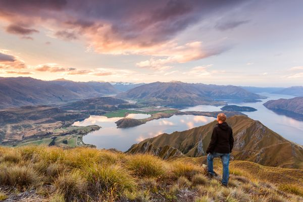 """Whether it's here at<a href=""""http://www.newzealandtravelinsider.com/day-walks/mount-roy-track-wanaka-new-zealand.htm"""" t"""