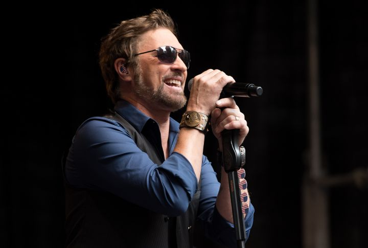Country singer Craig Morgan performs on June 17, 2016, in New York City.