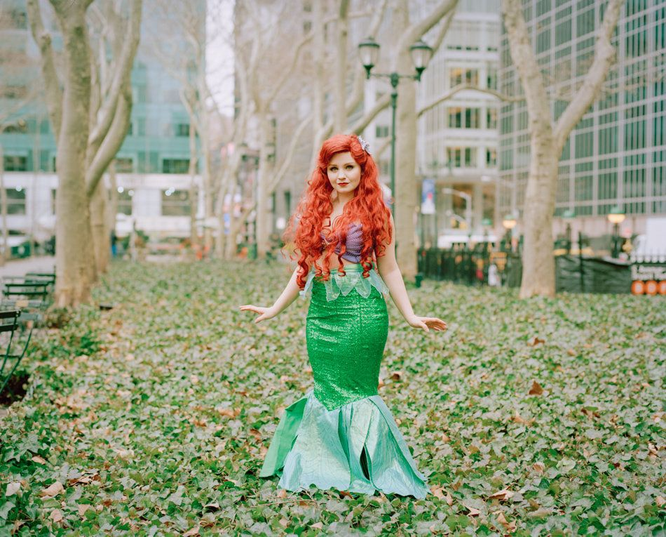 Brittney Lee Hamilton as Ariel