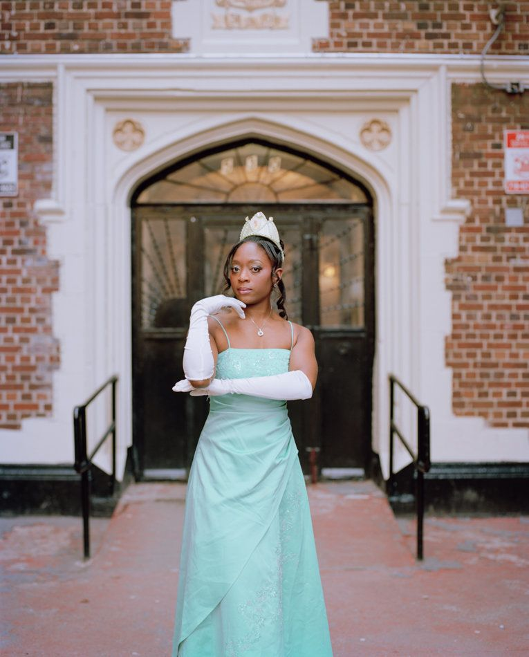 Epiphany Elease as Princess Tiana
