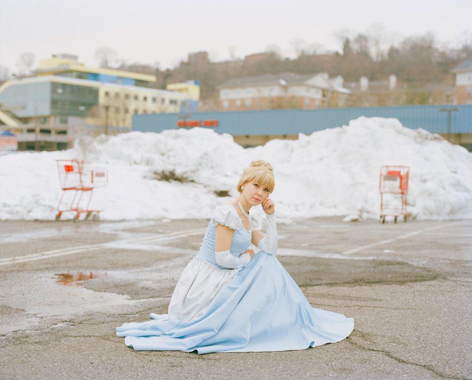 Lisa Scrivanich as Cinderella
