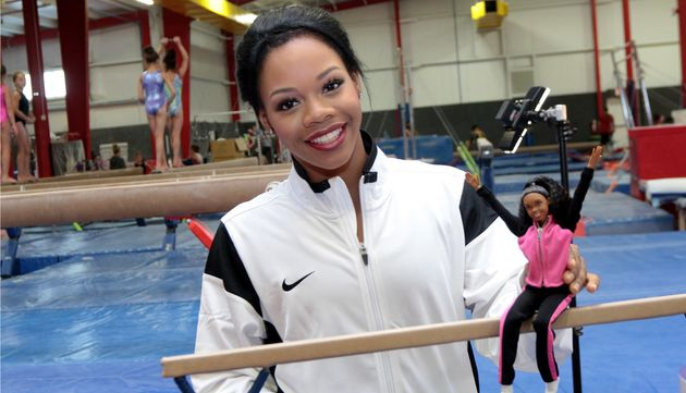 Gabby Douglas has her very own