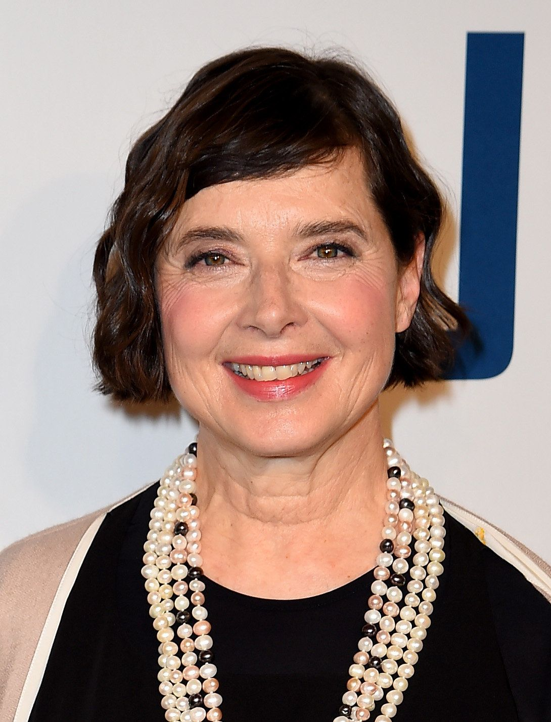 NEW YORK, NY - DECEMBER 13:  Actress Isabella Rossellini attends the 'Joy' New York Premiere at Ziegfeld Theater on December 13, 2015 in New York City.  (Photo by Nicholas Hunt/Getty Images)