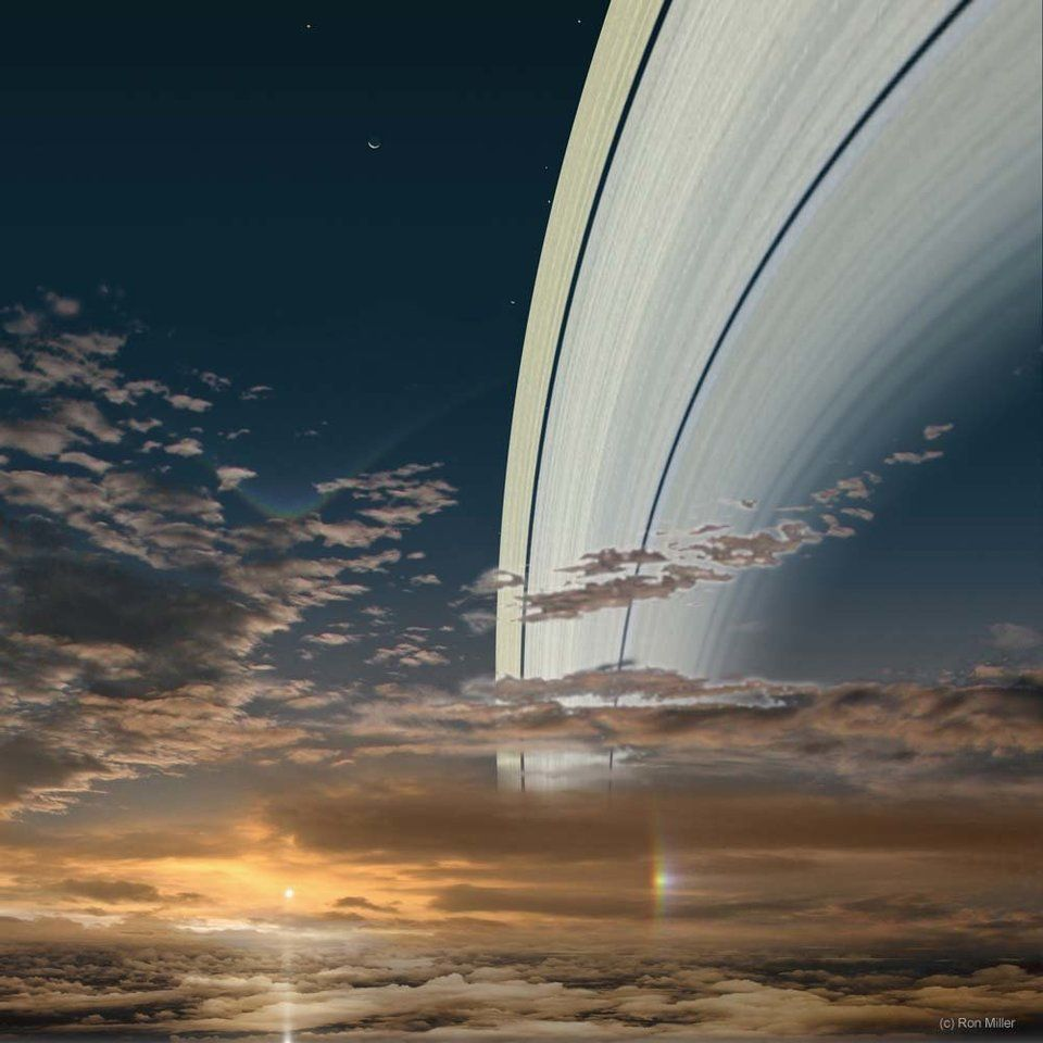 What The Sun Looks Like From Other Planets | HuffPost View Of The Sun From Saturn