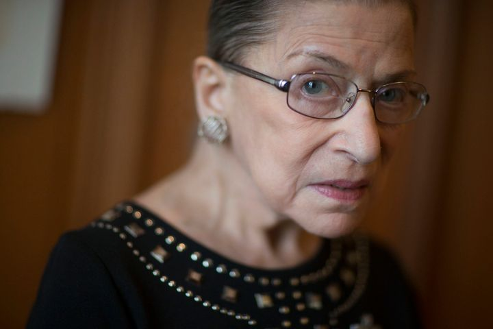 Justice Ruth Bader Ginsburg's recent interviews have made it clear where she stands on presumptive GOP nominee Dona