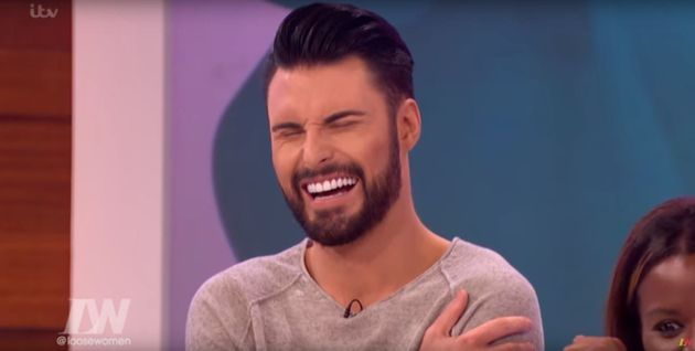Rylan Clark-Neal appeared on 'Loose Women' to discuss his