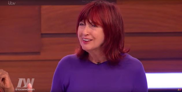 Janet Street-Porter asked Rylan a rather cheeky