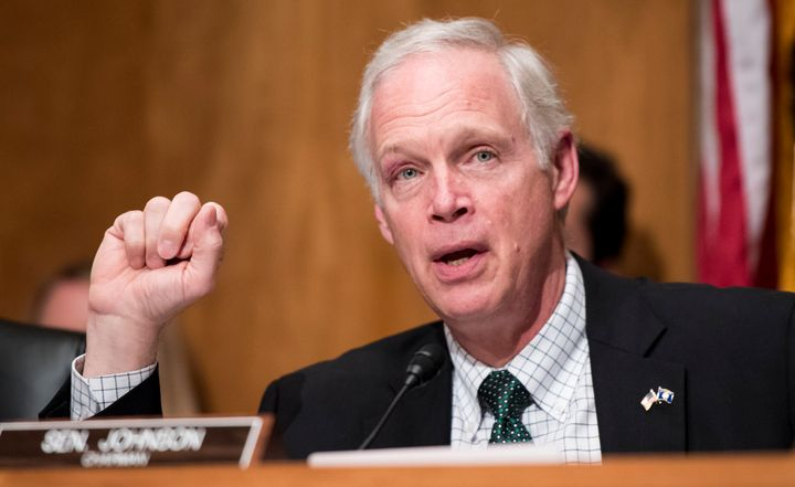 Sen. Ron Johnson (R-Wis.) said in2015 that President Barack Obama should pick up the pace in filling federal vacancies.