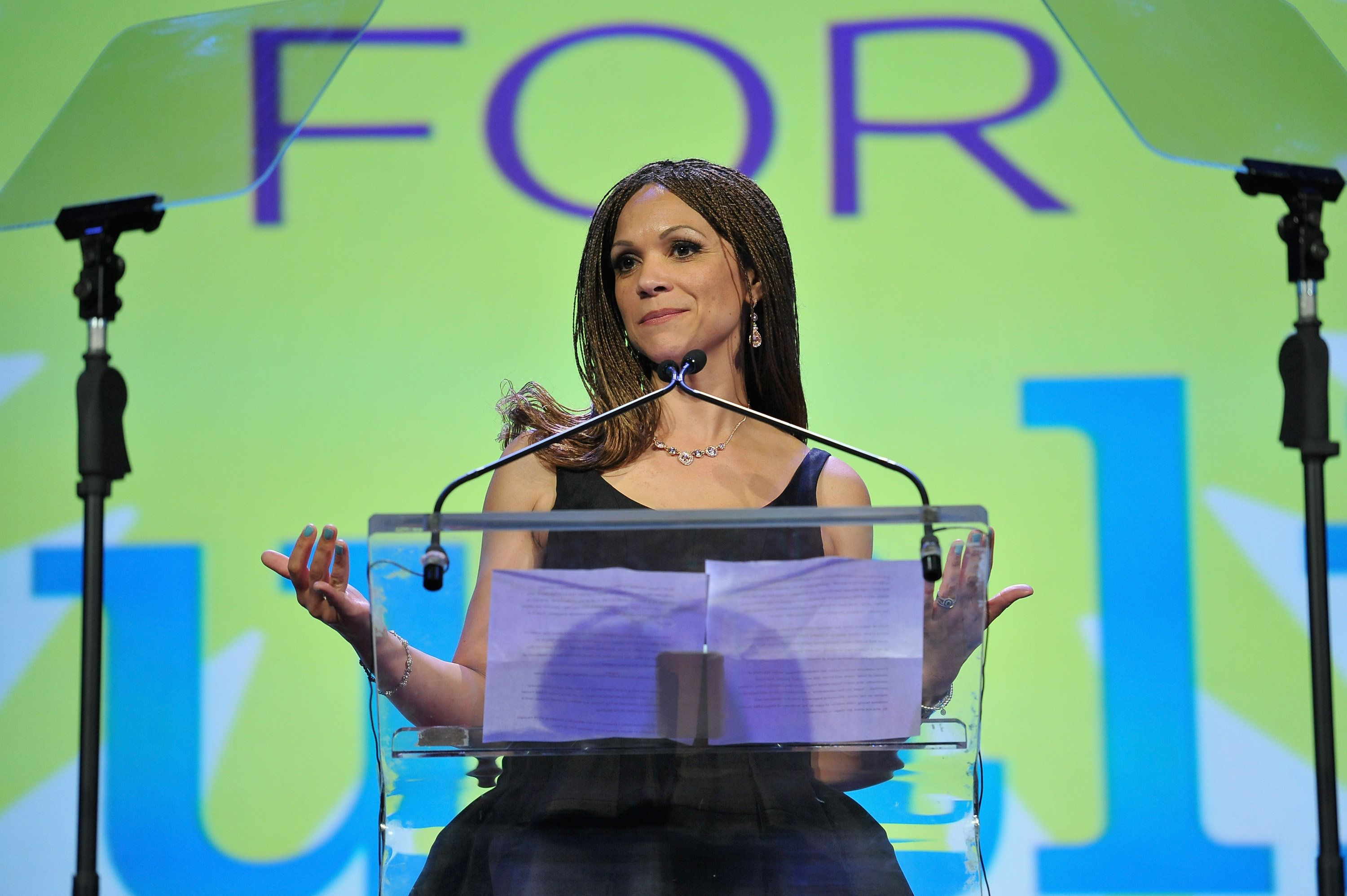 Melissa Harris-Perry will co-anchor BET News' convention coverage later this month.