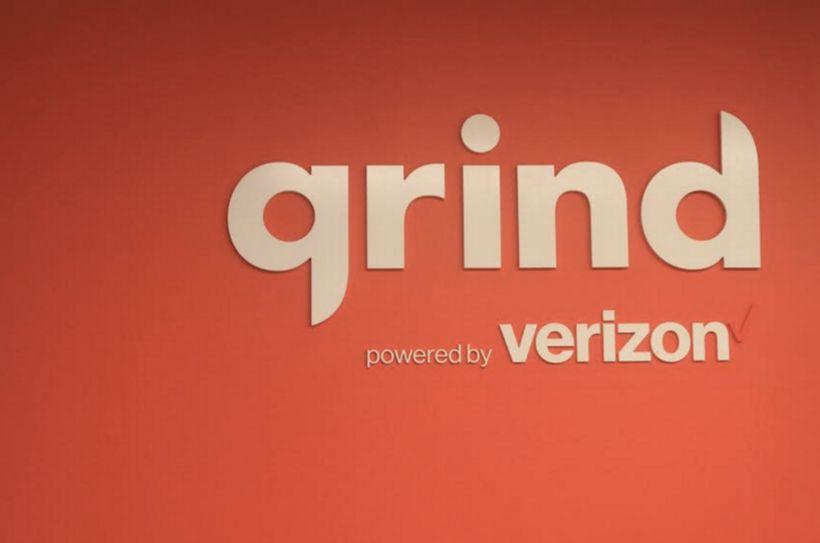 Grind powered by Verizon at 140 West Street in Lower Manhattan