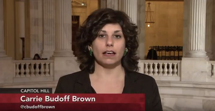 Carrie Budoff Brown will become Politico's next editor.