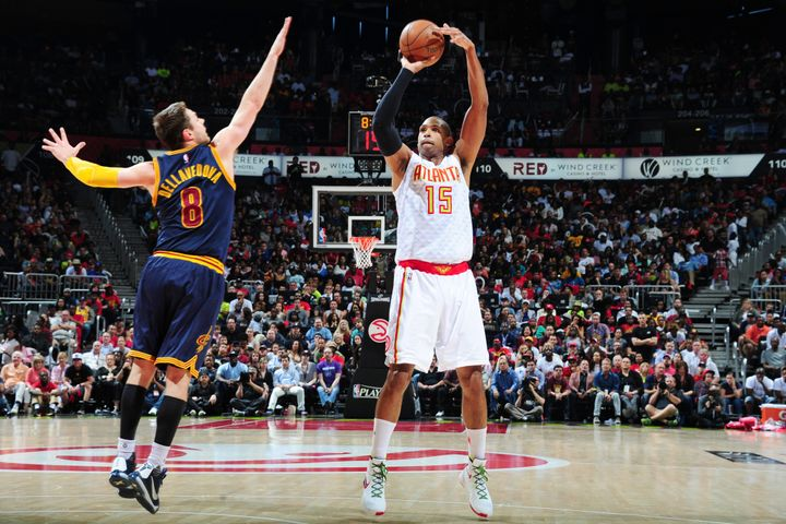 Al Horford is a consistent pick-and-pop big who understands team defense as well.