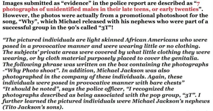 The Truth About What Michael Jackson Had And Didnt Have In His