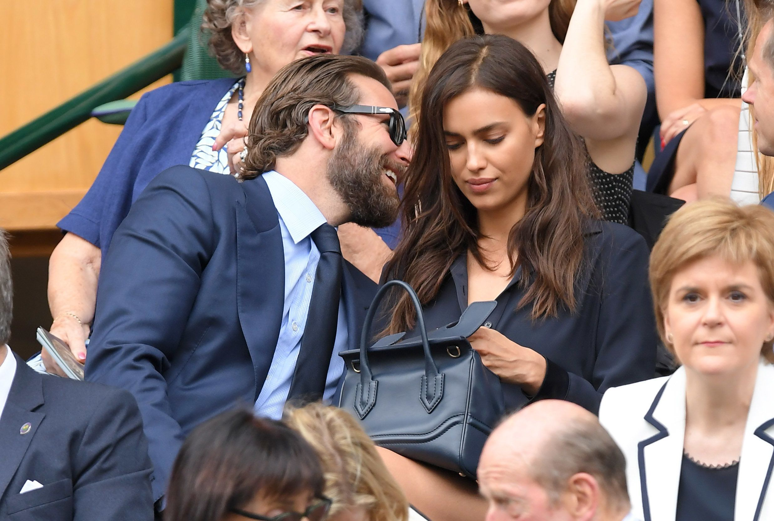 Image result for bradley cooper and irina