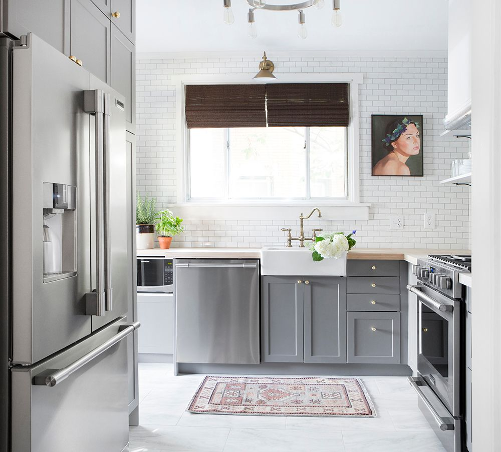 Superb Before And After: 7 Amazing Kitchen Makeovers