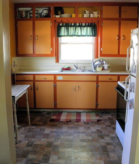 Kitchen Makeovers Before And After: Before And After: 7 Amazing Kitchen Makeovers