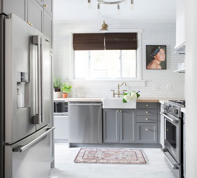 Before And After: 7 Amazing Kitchen Makeovers The