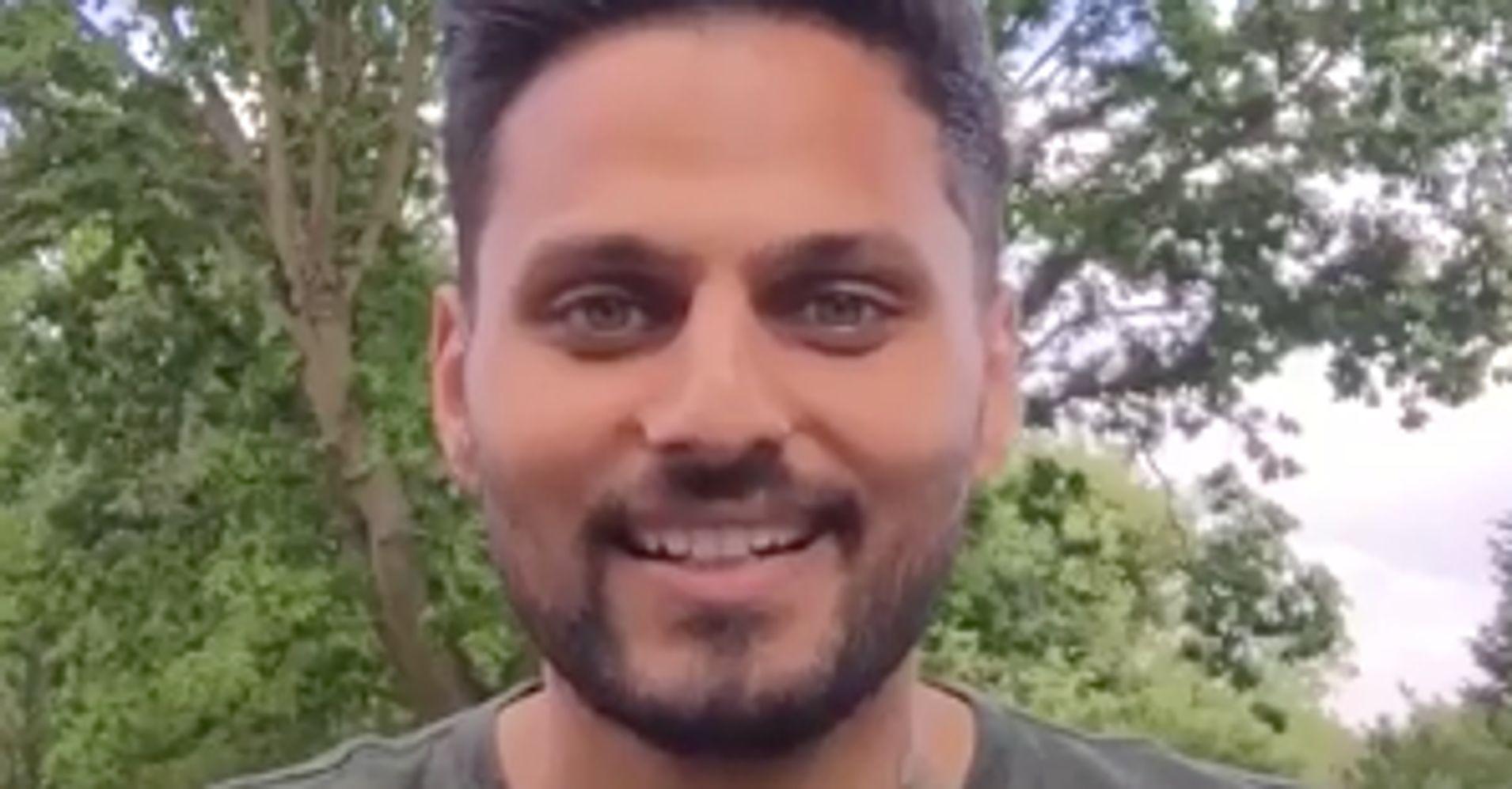 Motivational Speaker Jay Shetty Redefines Stress   HuffPost