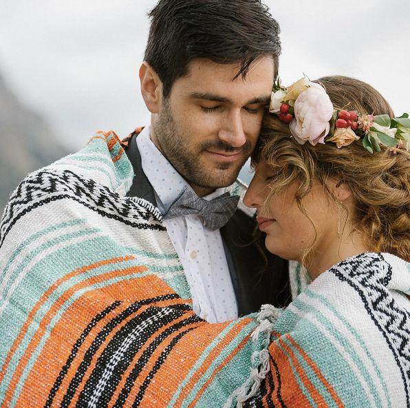 """A beautiful wedding in Estes Park, Colorado."" --<i>Caroline Colvin</i>"
