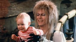 30 Years Later, The Baby From 'Labyrinth' Is Now A Real-Life Goblin