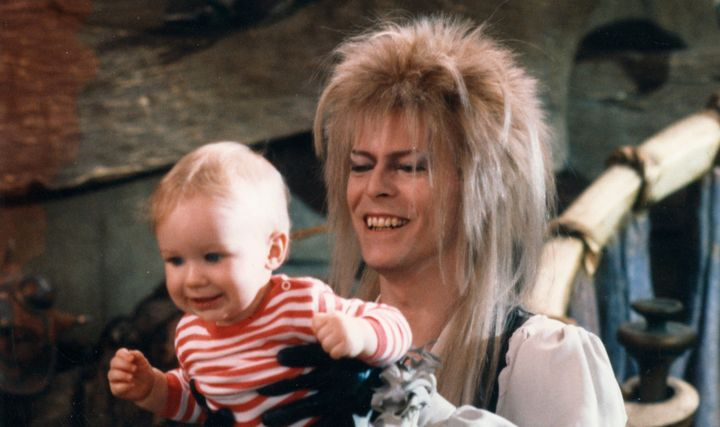 30 Years Later, The Baby From 'Labyrinth' Is Now A Real-Life