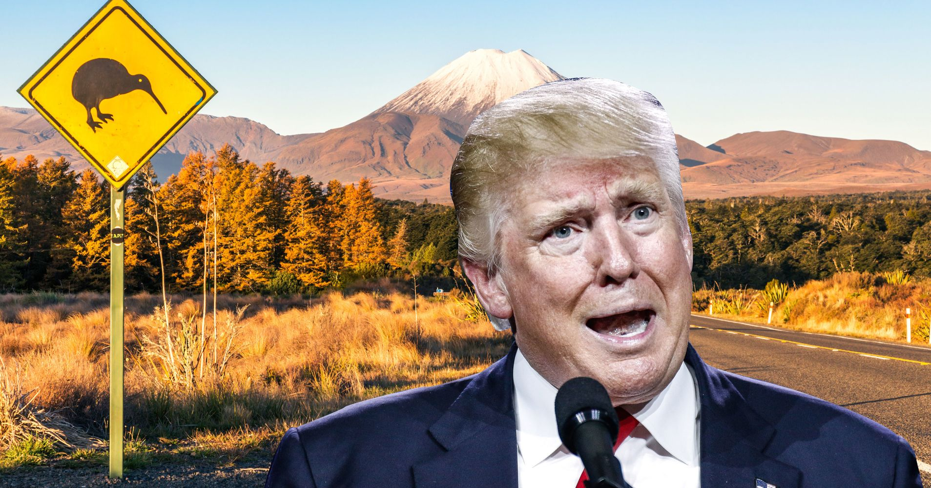 15 Reasons We Should All Move To New Zealand If Donald Trump Becomes President