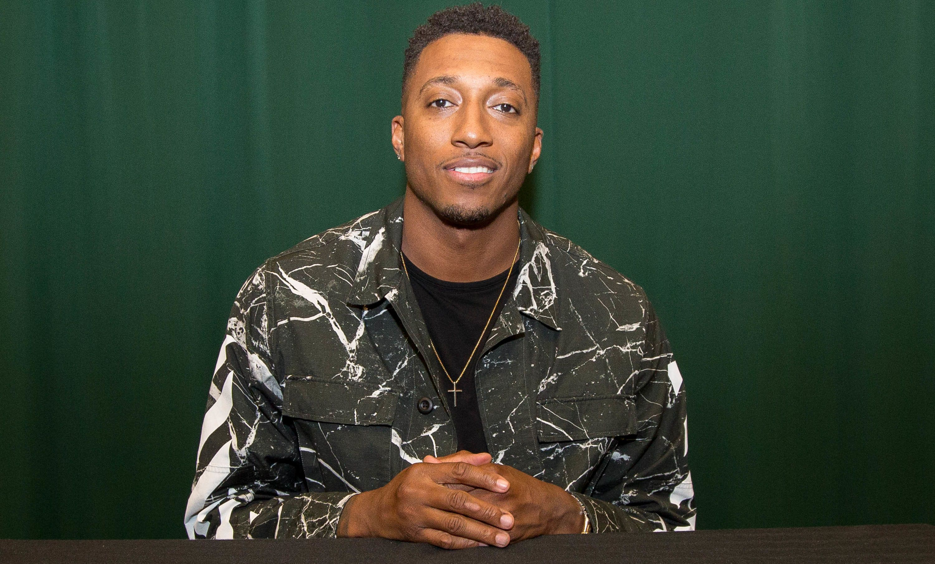 "Lecrae Moore is a rapper from Atlanta whose album ""Anomaly"" debuted as No. 1 on the Billboard 200 chart."
