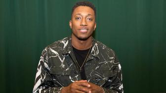 NEW YORK, NY - MAY 03:  Lecrae Moore signs copies of his new book 'Unashamed' at Barnes & Noble Tribeca on May 3, 2016 in New York City.  (Photo by Adela Loconte/Getty Images)