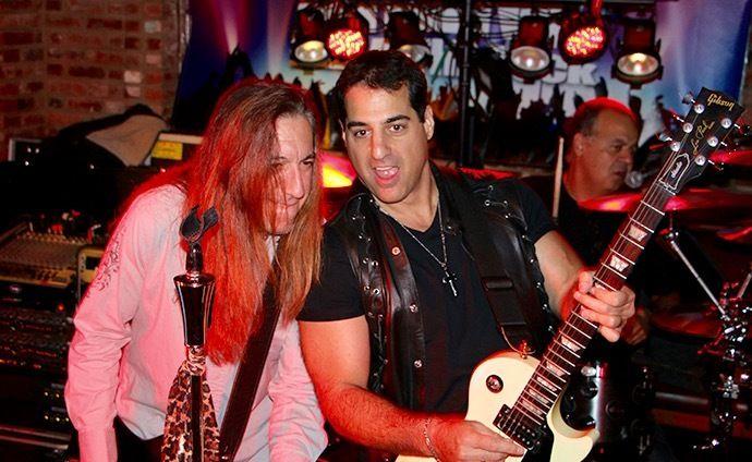 Dean Anthony (Bass Vocalist) Duane Belotti (Guitarist Vocalist)