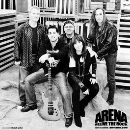 The ARENA Relive The Rock Band Members