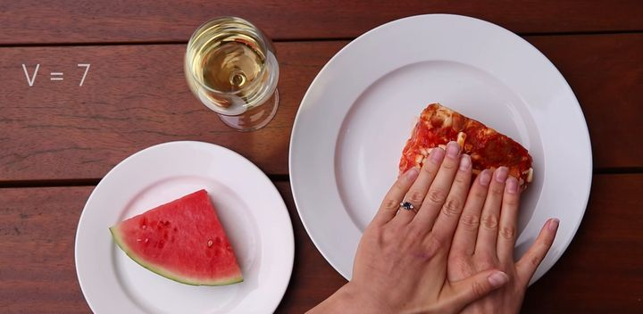 How To Measure Portion Size Using Your Hands | HuffPost Life