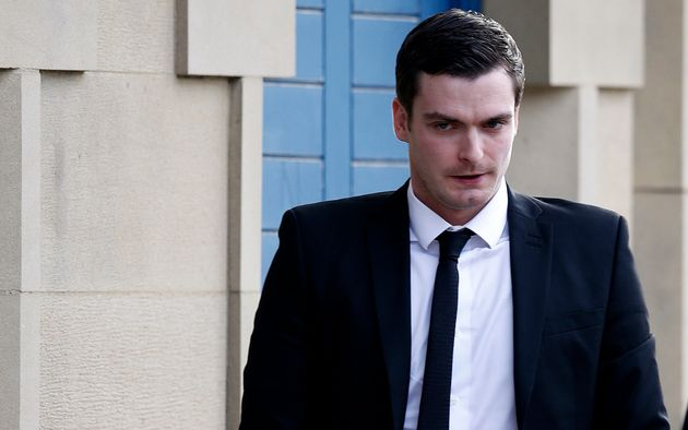 Adam Johnson was jailed for six