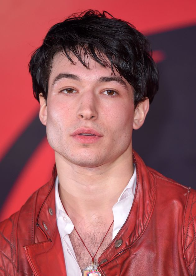 Ezra Miller will play the