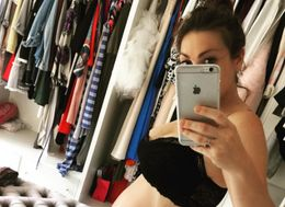 How Luisa Zissman Still Has Abs At 9 Months' Pregnant