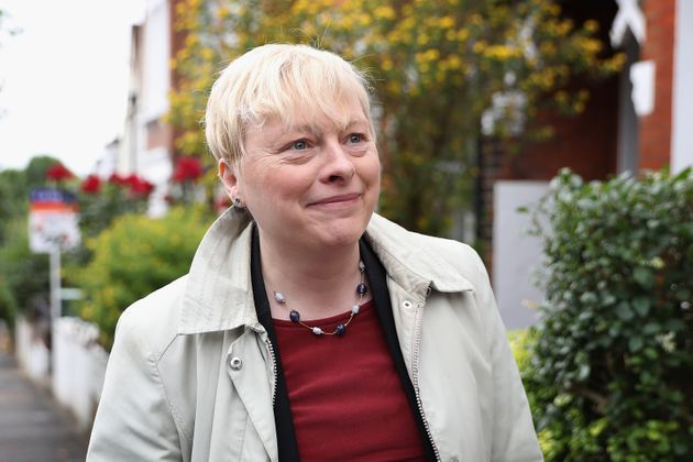 Angela Eagle's Office Window 'Smashed By Brick' After She Challenges Jeremy Corbyn For Labour