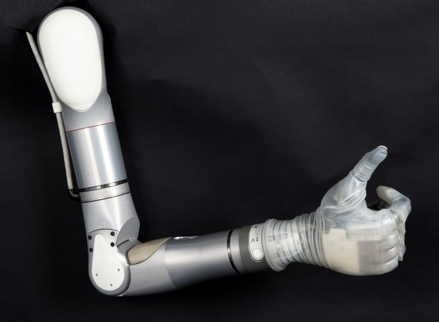 Prosthetic Arm Created By Segway Inventor Will Go On Sale This