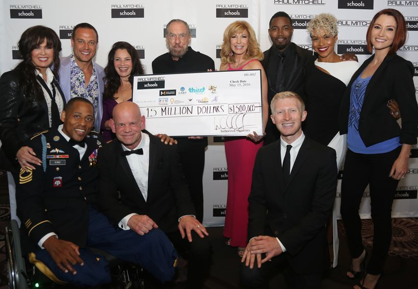 Paul Mitchell Schools Raise 15m For Charity Huffpost