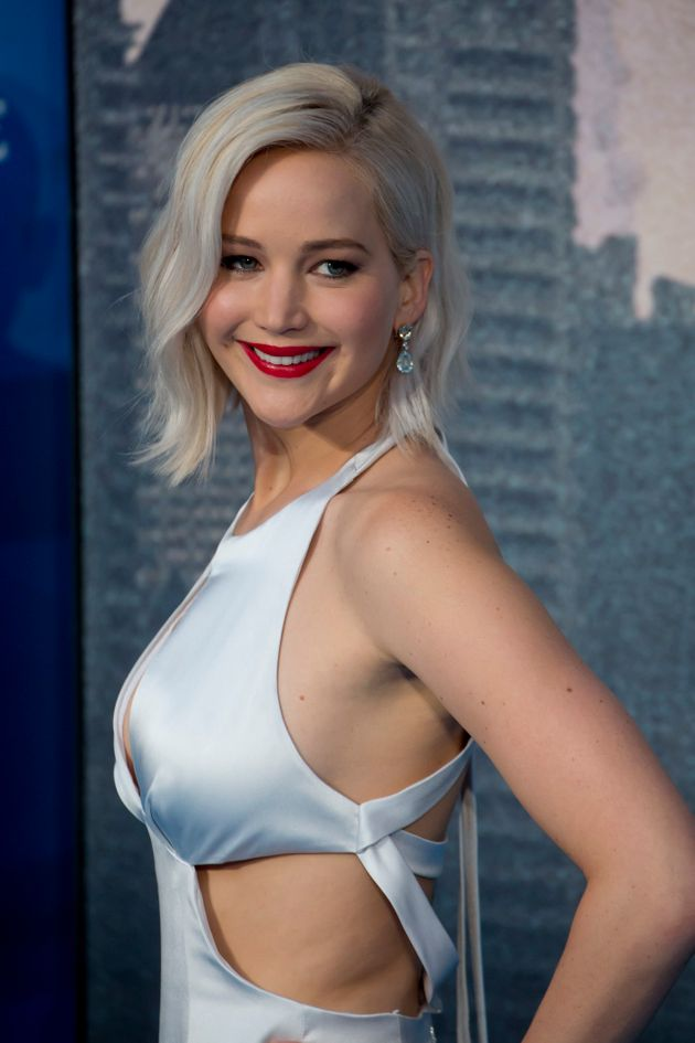 Jennifer Lawrence is the world's highest paid actress for the second year