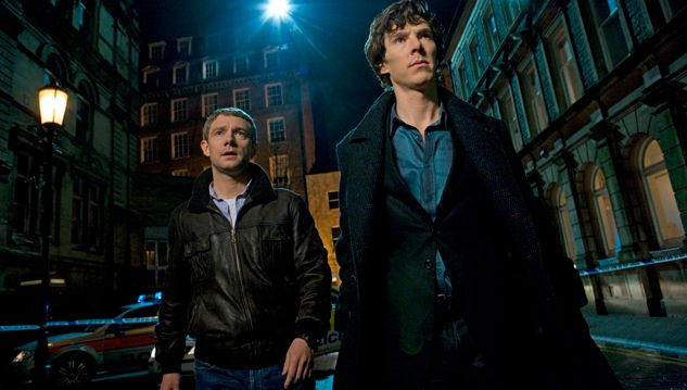 Benedict Cumberbatch and Martin Freeman will be back in a fourth