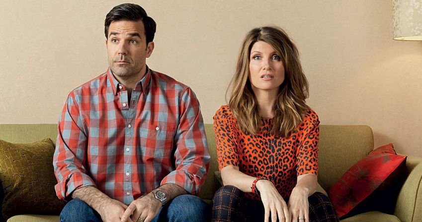 Rob Delaney and Sharon Horgan are back to explore more pitfalls of family