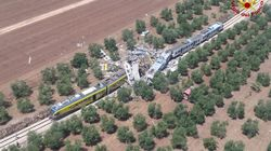 20 Dead In Head-On Train Crash In