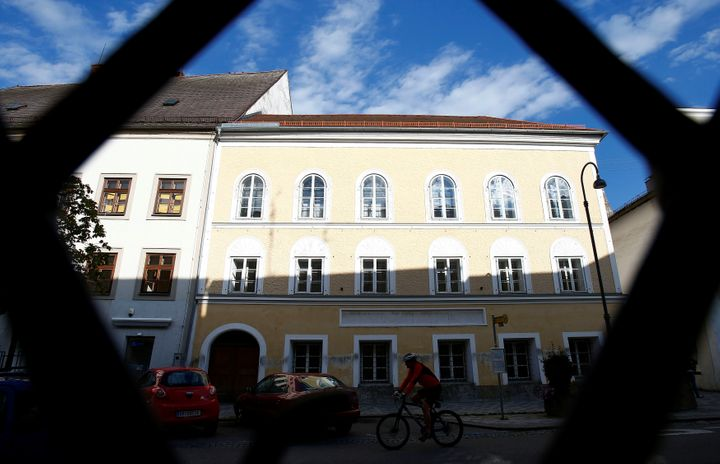 The Austrian government is working to take ownership of the house where Adolf Hitler was born.